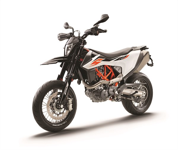 KTM 690 SMC R MY2019_left front