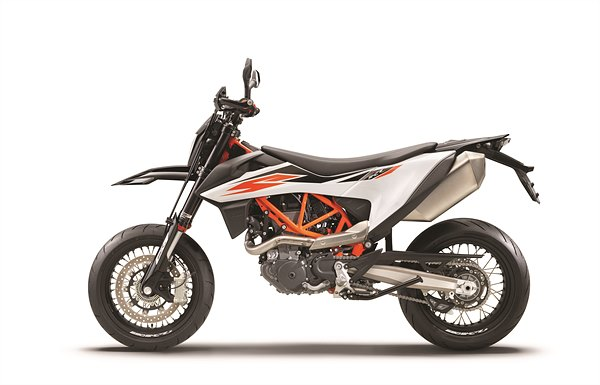 KTM 690 SMC R MY2019_90 degree left