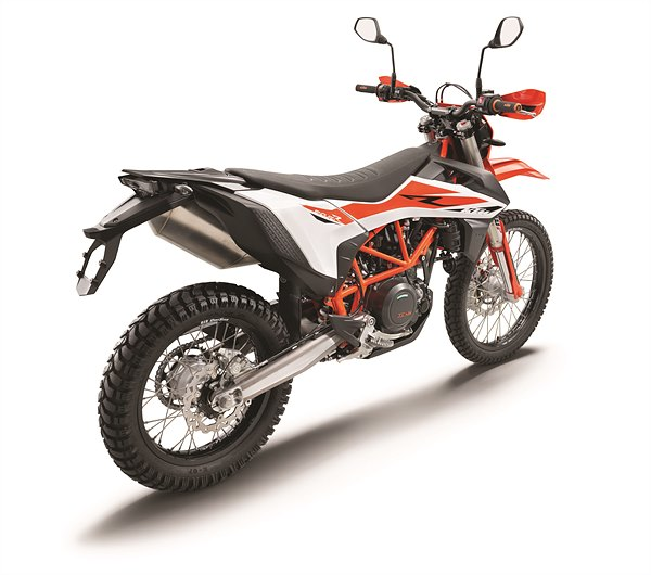 KTM 690 ENDURO R MY2019_right rear