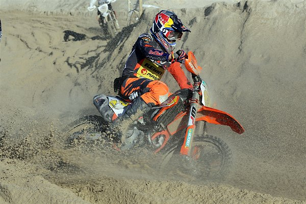 Nathan Watson - Red Bull KTM Factory Racing - Le Touquet Beach Race