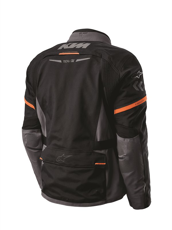 3PW191170X ELEMENTAL GTX TECHAIR JACKET BACK