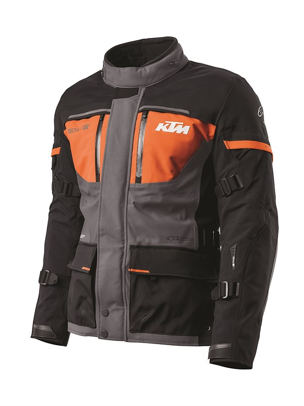 3PW191170X ELEMENTAL GTX TECHAIR JACKET FRONT