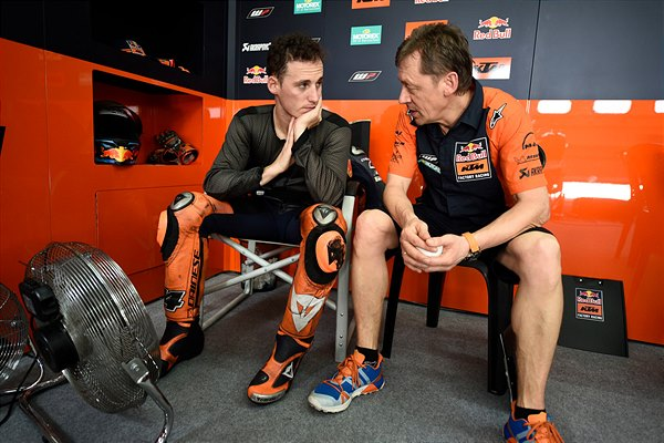 Pol Espargaro KTM RC16 MotoGP Sepang test 2019 Day Two