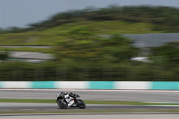 Miguel Oliveira KTM RC16 MotoGP Sepang test 2019 Day Two