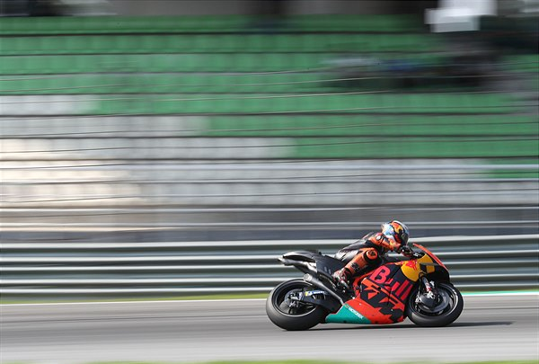 Pol Espargaro KTM RC16 MotoGP Sepang test 2019 Day Three