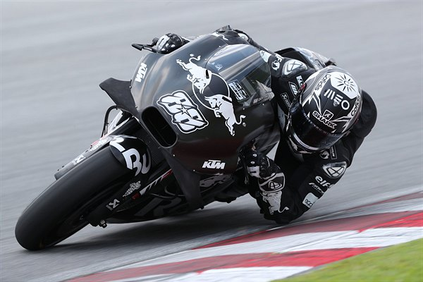 Miguel Oliveira KTM RC16 MotoGP Sepang test 2019 Day Three