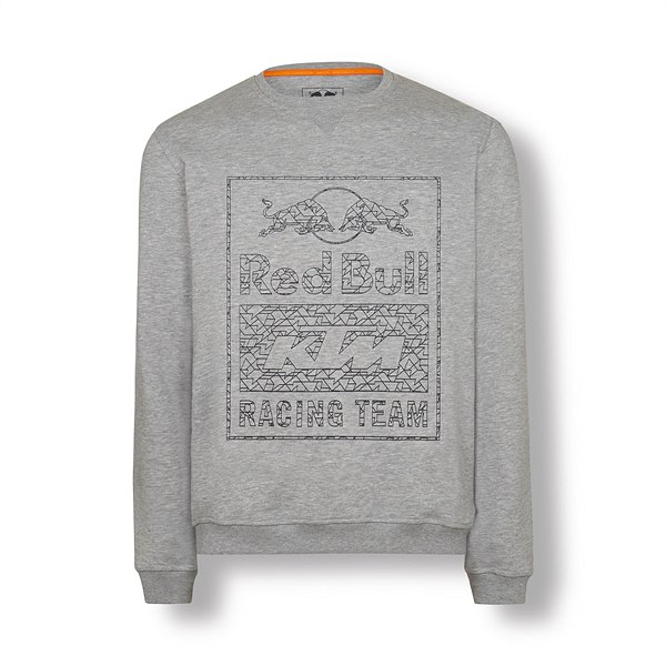 3RB19000070X RB KTM RACING TEAM CREWNECK SWEATER
