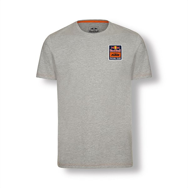 3RB19000090X RB KTM RACING TEAM TEE GREY