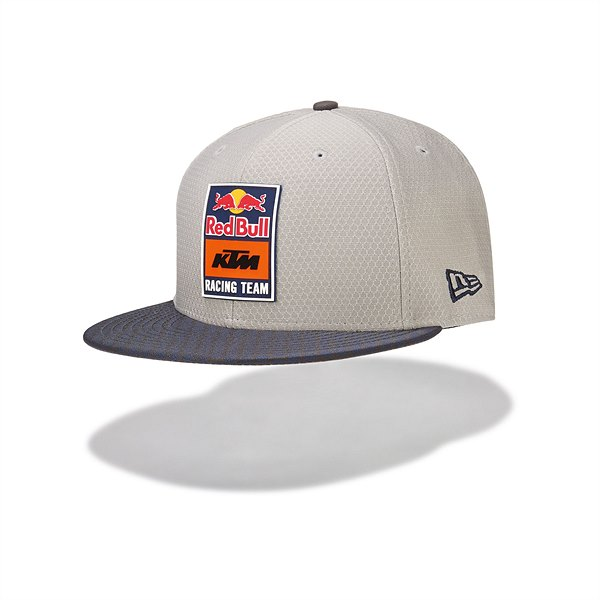 3RB190001700 RB KTM RACING TEAM HEX ERA HAT GREY