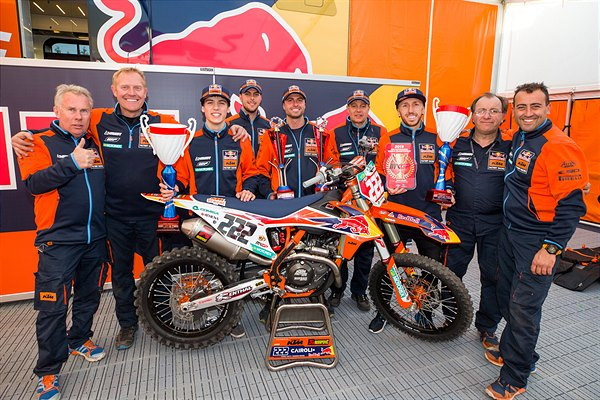 Red Bull KTM Factory Racing 2019 Valkenswaard
