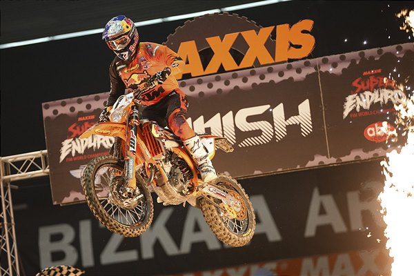 Cody Webb - Red Bull KTM Factory Racing - SuperEnduro Round 5, Spain