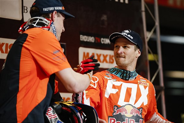 Cody Webb, Taddy Blazusiak - Red Bull KTM Factory Racing - SuperEnduro Round 5, Spain