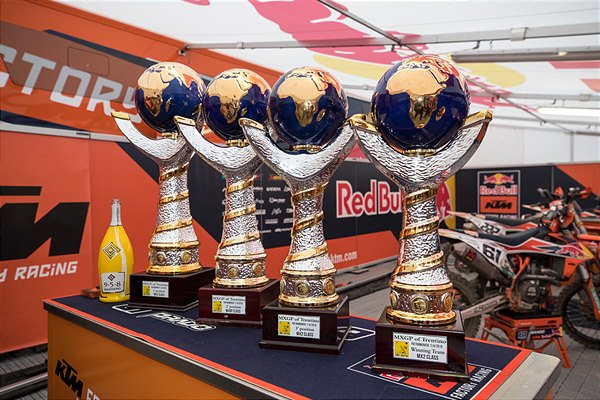 KTM MXGP success photos 2019 Trentino