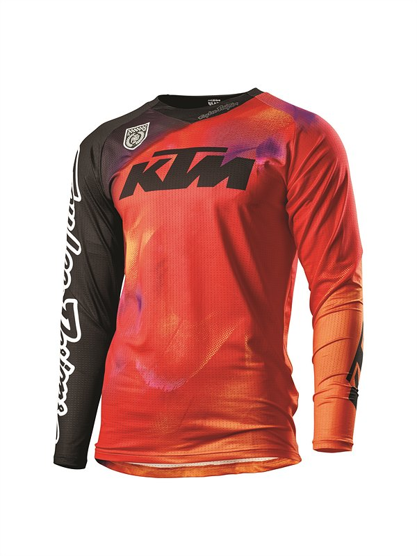 3PW20000110X SE SLASH SHIRT ORANGE