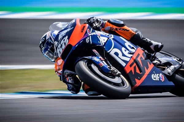 Miguel Oliveira KTM RC16 MotoGP Spain test 2019