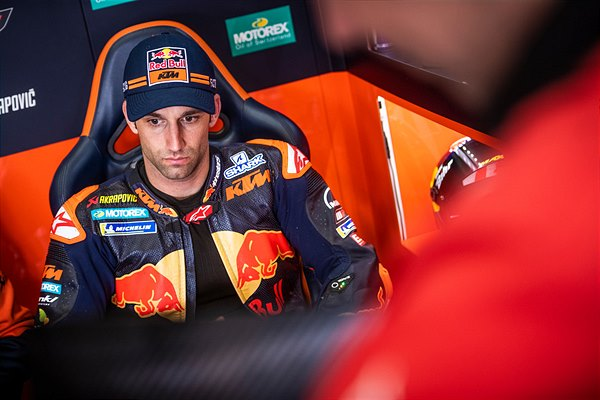 Johann Zarco KTM RC16 MotoGP Spain test 2019