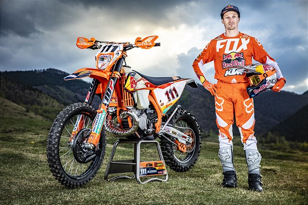 Taddy Blazusiak - Red Bull KTM Factory Racing - WESS 2019