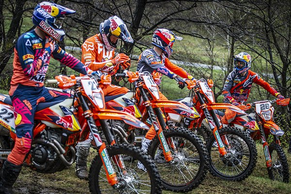 Red Bull KTM Factory Racing - WESS 2019