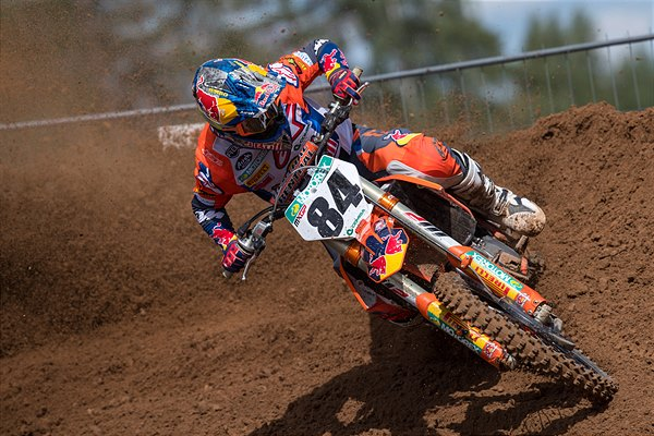 Jeffrey Herlings KTM 450 SX-F 2019 Kegums