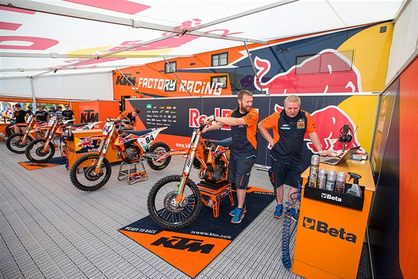 Red Bull KTM Factory Racing 2019 MXGP