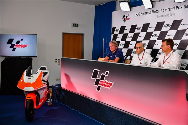 Northern Talent Cup launch Sachsenring