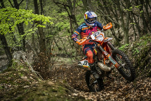 Jonny Walker - Red Bull KTM Factory Racing - WESS 2019