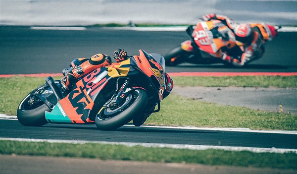 Pol Espargaro KTM RC16 MotoGP Great Britain 2019