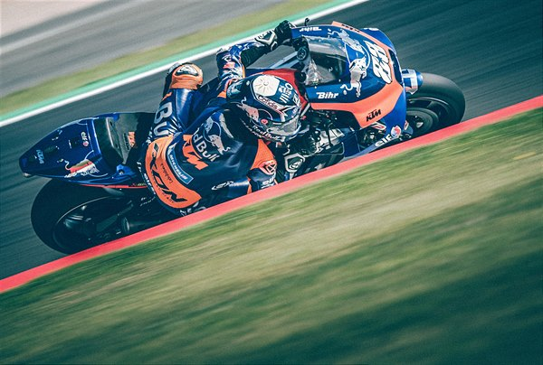 Miguel Oliveira KTM RC16 MotoGP Great Britain 2019