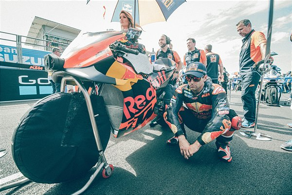 Johann Zarco KTM RC16 MotoGP Great Britain 2019