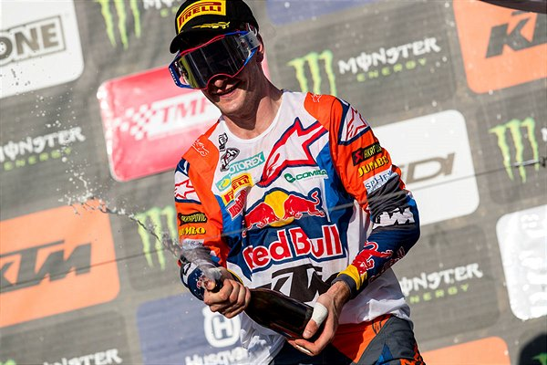 Jeffrey Herlings KTM 450 SX-F 2019 Afyon