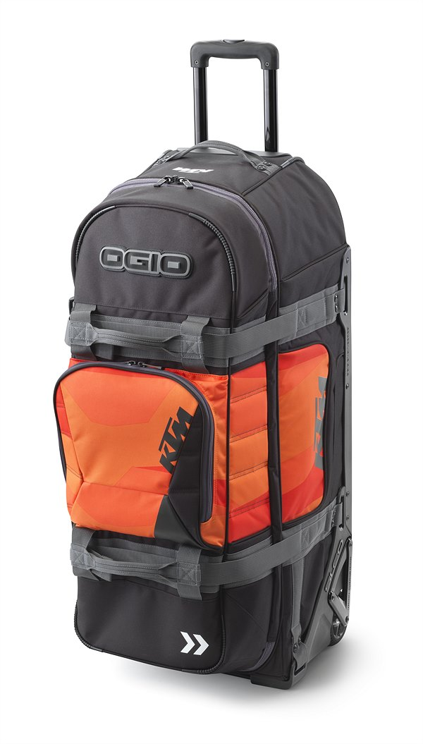276188_3PW200023700 ORANGE TRAVEL BAG 9800