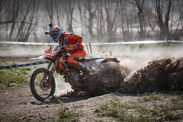 Josep Garcia - Red Bull KTM Factory Racing - WESS 2019