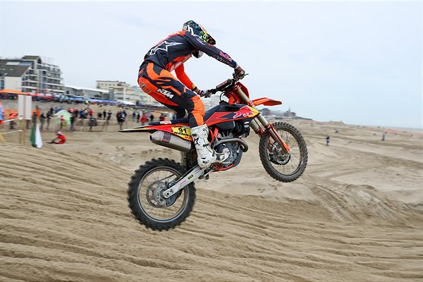 Nathan Watson - Red Bull KTM Factory Racing - Berck Beach Race 2019