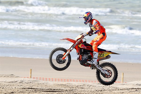 Camille Chapeliere - Red Bull KTM Factory Racing - Berck Beach Race 2019