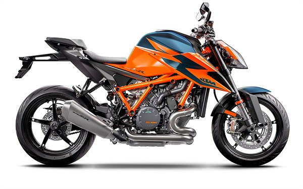 04 KTM 1290 SUPER DUKE R MY20 - Orange - right