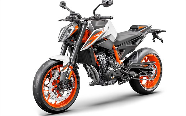 06 KTM 890 DUKE R MY20 - front-left