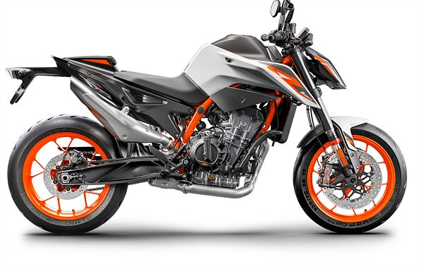 08 KTM 890 DUKE R MY20 - right