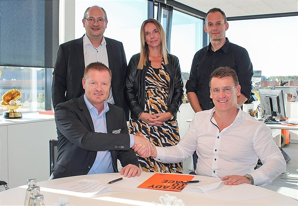 DHL - KTM Factory Racing - Contract Extension
