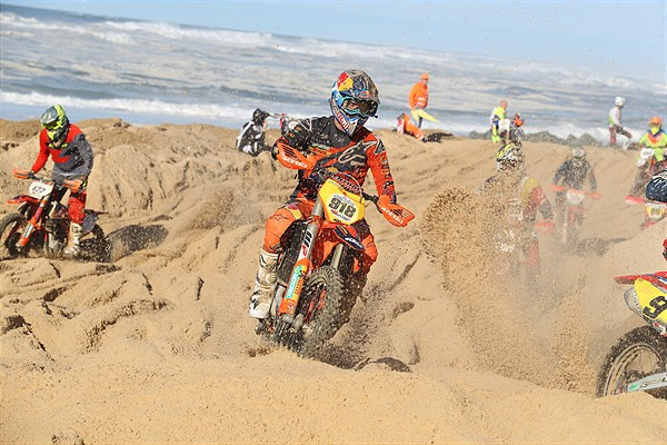 Camille Chapeliere - Red Bull KTM Factory Racing - Hossegor 2019