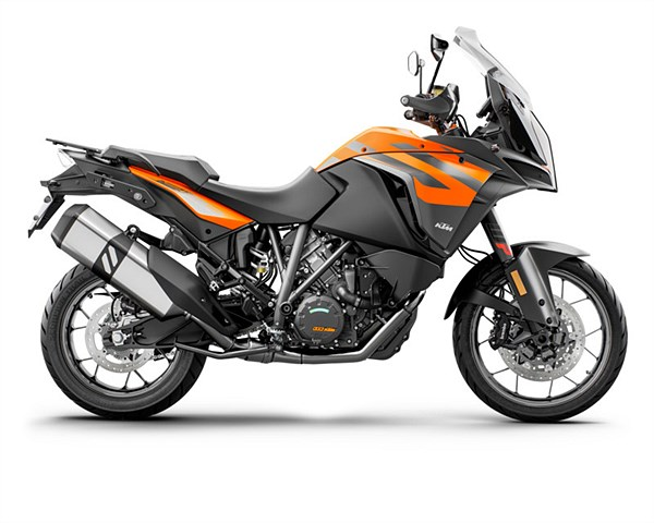 KTM 1290 SUPER ADVENTURE S MY19