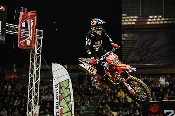Taddy Blazusiak - Red Bull KTM Factory Racing - SuperEnduro 2020