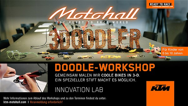 Innovation Lab - Doodle-Workshop