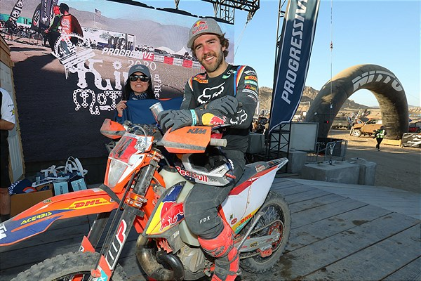 Manuel Lettenbichler - Red Bull KTM Factory Racing - King of the Motos