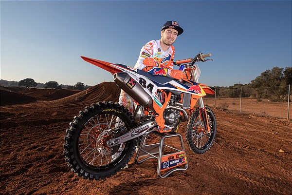 Jeffrey Herlings KTM 450 SX-F 2020