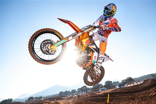 Rene Hofer Red Bull KTM 250 SX-F 2020