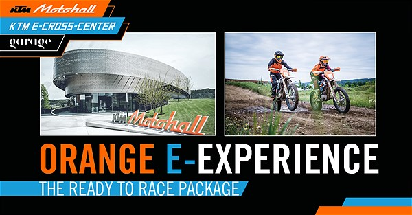 Orange E-Experience Package