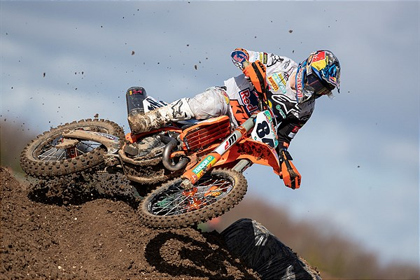 Jeffrey Herlings KTM 450 SX-F 2020 Matterley Basin