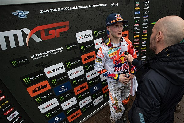 Jeffrey Herlings KTM 450 SX-F 2020 Valkenswaard