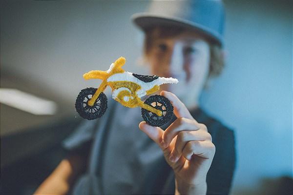 KTM Motohall: Ferienprogramm im Innovation Lab