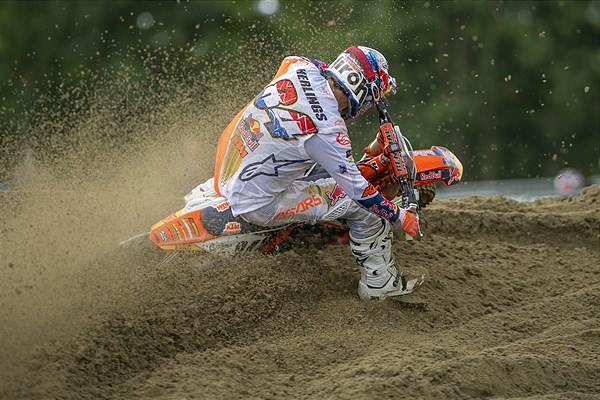 Jeffrey Herlings KTM 450 SX-F 2020 Axel
